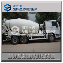 Sinotruck HOWO 6X4 12000L Cement Concrete Mixer Truck