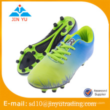 Pretty style and quality football spike shoes with cheap price