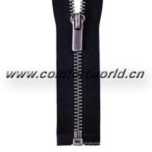No 5 Brass Zipper O/E a/L, 12cm