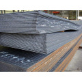 SS400 thickness 80mm hot rolled steel plate