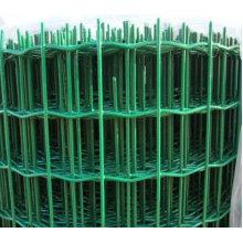 Rede revestida da cerca do PVC (TS-J319)