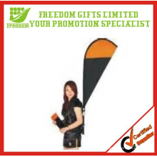 Promotional High Back Pack Flag