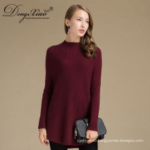 Good Service High Quality Wool Sweater Winter Heated Korean Women Sweater Free Inspection
