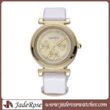 Montre en alliage de haute qualité Montre-bracelet de mode Montre-bracelet bon marché