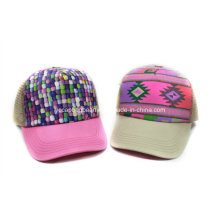 Promotional Mesh Cap, Sublimation Mesh Cap, Women′s Mesh Cap
