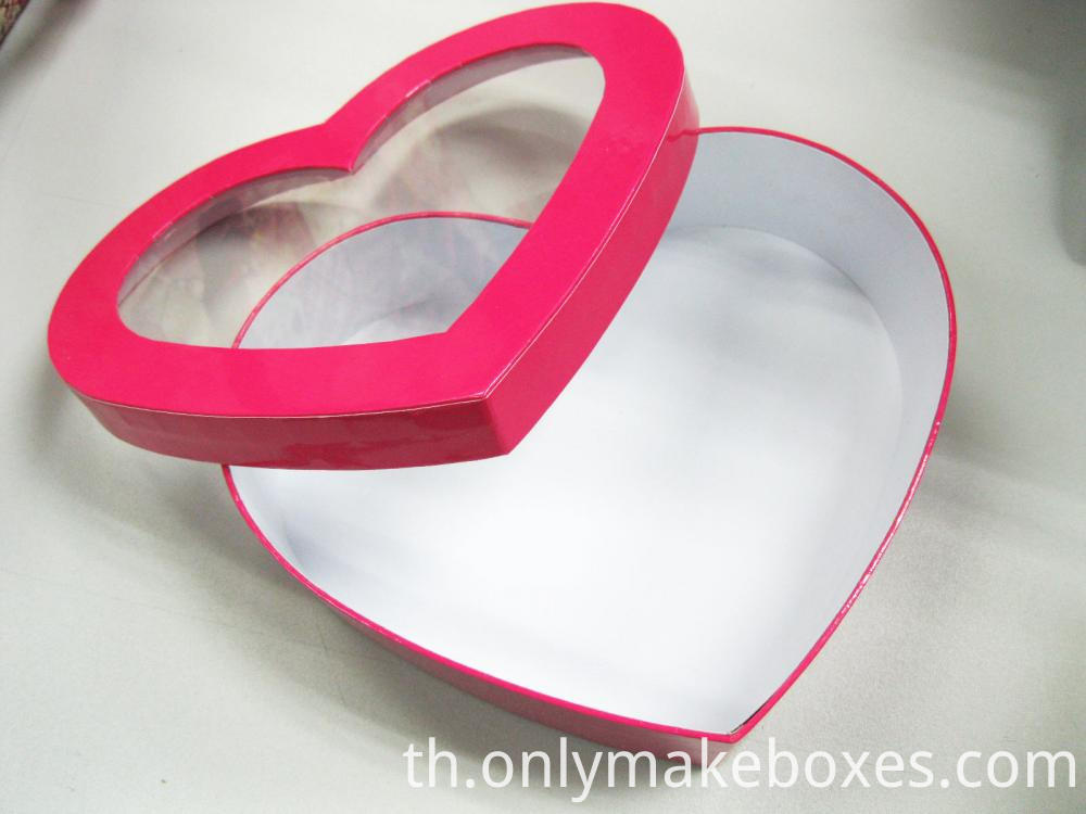 Pink Heart Shape 2