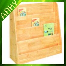 Schule Holz Buch Regal