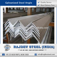 High Quality Strength Efficient Galvanized Steel Angle at Wholesale Rate