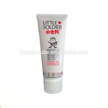 пустой тюбик косметического крема для волос и ухода за кожей 200мл