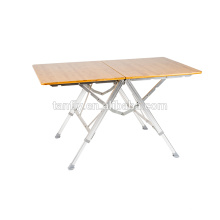Outdoor Furniture folding table hot sale foldable camping table