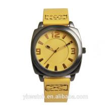 Army Style Mens Watch Curren Waterproof Quartz Men's Military Genuine PU wrist Watch