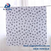 Дополнительный мягкий Бамбук Муслин Пеленает детские одеяла с 70% Бамбук 30% хлопок