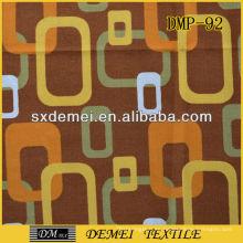 más de quinientos patrones de algodón a tela de la impresión