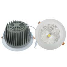 TÜV CE RoHS genehmigt 90lm / W 30W LED Downlight mit 3 Jahren Garantie