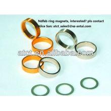 Diametral Ndfeb Radial große Ringmagnete zum Verkauf