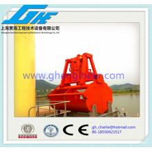 Electro-hydraulic Clamshell Bucket Crane Grab