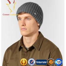 Chapéus de lã de inverno malha ao ar livre para homens