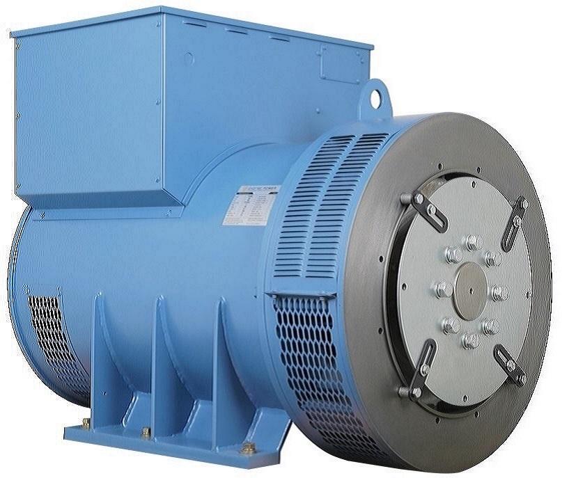 Brushless Synchronous Generators