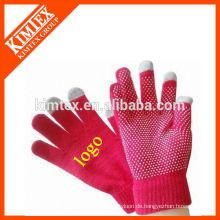 Mode schicke Wolle Touchscreen Handschuhe