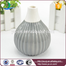 Mini florero de cerámica barato al por mayor de flor