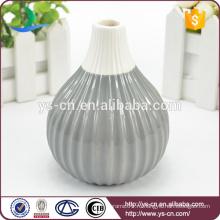 Оптовая дешевая мини керамическая ваза для цветов