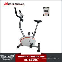Vélo magnétique droit de construction de corps chaud de vente pour des adultes