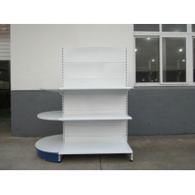 Yd-S6 High Quality Supermarket Display Rack with Round Metal Stand and CE Certification