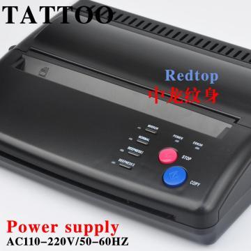 Tatuaje termico copiadora maquina