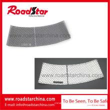 Manga de cono reflectante plegable en forma de panal patrón