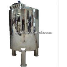 Preço do tanque de água de aço inoxidável 304 para tratamento de água e planta de purificação de água
