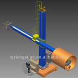 Container welding equipment
