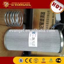 Filtro de aceite para XCMG, Liugong, Foton, Changlin Cargadora de ruedas