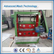 China-Hersteller erweiterte die Metallblattmasche, die Maschine für Verkauf herstellt