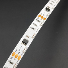 Цифровая 020RGB WS2811 60led 12V flex Strip