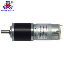 ET-PGM32 Large speed 12V planetary DC gear motor