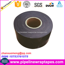 underground steel pipes coating materials PE pipe wrap tape
