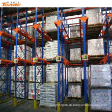 Warehouse-Drive-In durch Rack-Regalsysteme