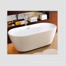 Banheira autônoma de acrílico puro acrílico com xícara de banho Classic Cupc