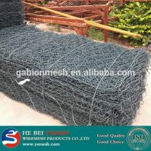High Quality  Gabion Wire Mesh Basket