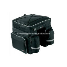 840d Polyester Bicycle 3 in 1rear Pannier Bag (HBG-053)