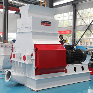 wooden Chips Crusher Machinery for Making Sawdust