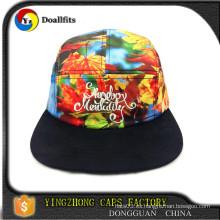 2015 nuevo diseño su propio diseño del sombrero del campista del poliéster / del algodón 5