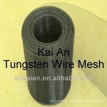 Cinturón de malla de alambre tejido de tungsteno anping