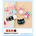 Innovative Cute Cartoon Mini Magnetic Bookmark
