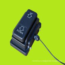 Педальные переключатели ножные для электрические Прямоходные приводы постоянного тока