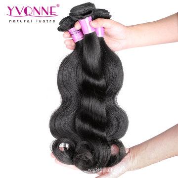 Высший Сорт Необработанные Девственница Малайзийские Волосы