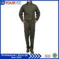 Vêtements de travail de style nouveau uniforme uniforme vert foncé (YMU107)