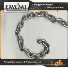 DIN 5685 A/C steel short link chain