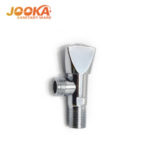 OEM commercial price quick open 90 degree angle stop cock valve