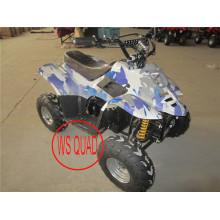 Quad ATV eléctrico con velocidad de metal, Scooter eléctrico ciclomotor Et-Eatv003 Militar Color
